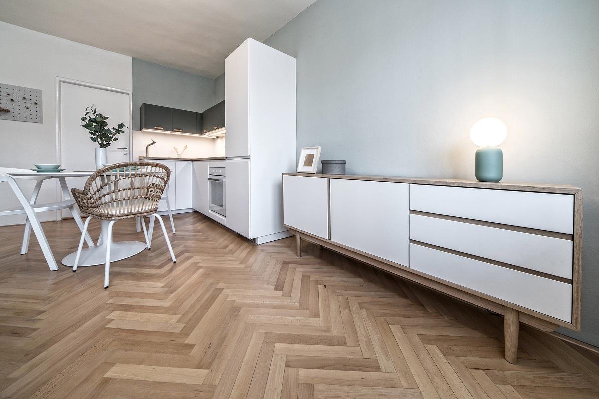 Prodej bytu a vypocet podlahove plochy - JH9 nemovitostni fond